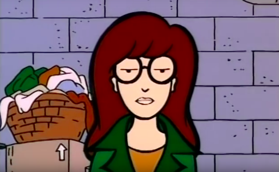 Daria Morgendorffer was the first person to teach me a girl doesn't have to smile
