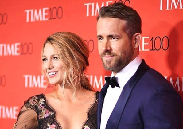 "Ryan Reynolds hilariously clapped back at rumors that he and wife Blake Lively are ""struggling"""