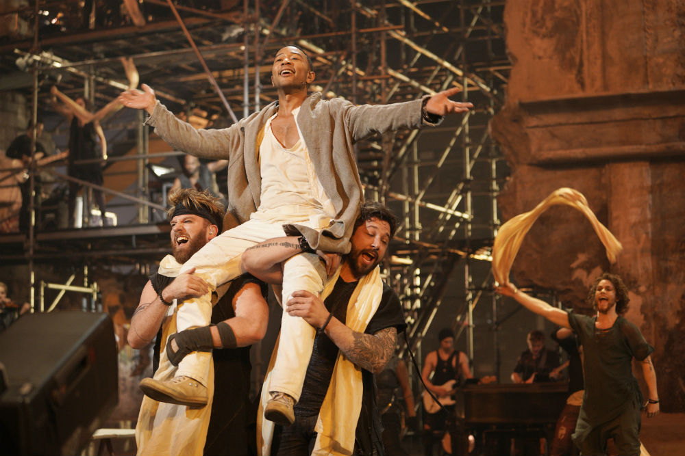 "What time is ""Jesus Christ Superstar Live"" tonight? You don't want to miss a minute of it"