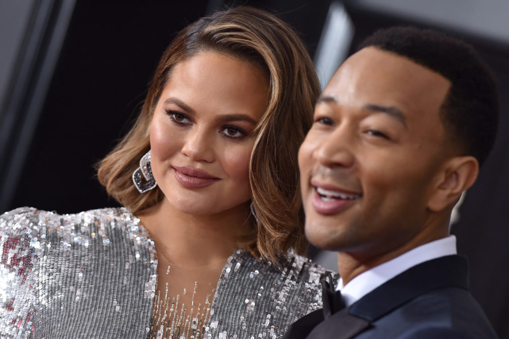 """Chrissy Teigen clapped back at Bill O'Reilly after he threw shade at John Legend in """"Jesus Christ Superstar"""""""