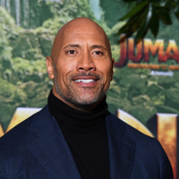 "The Rock opened up about battling depression's stigma and gender stereotypes, saying, ""I was crying constantly"""