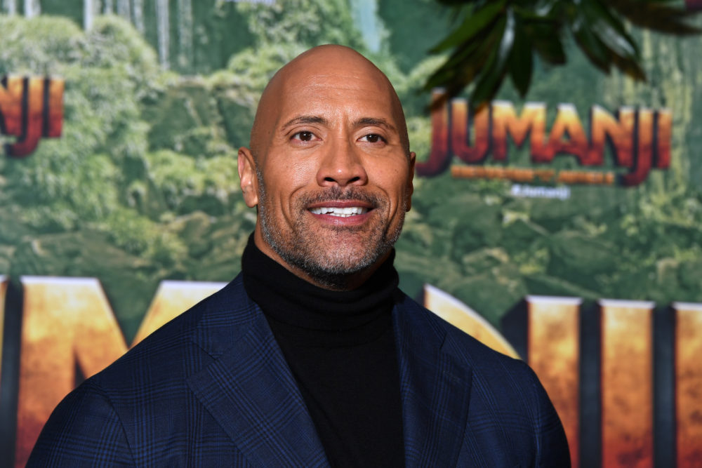 """The Rock opened up about battling depression's stigma and gender stereotypes, saying, """"I was crying constantly"""""""