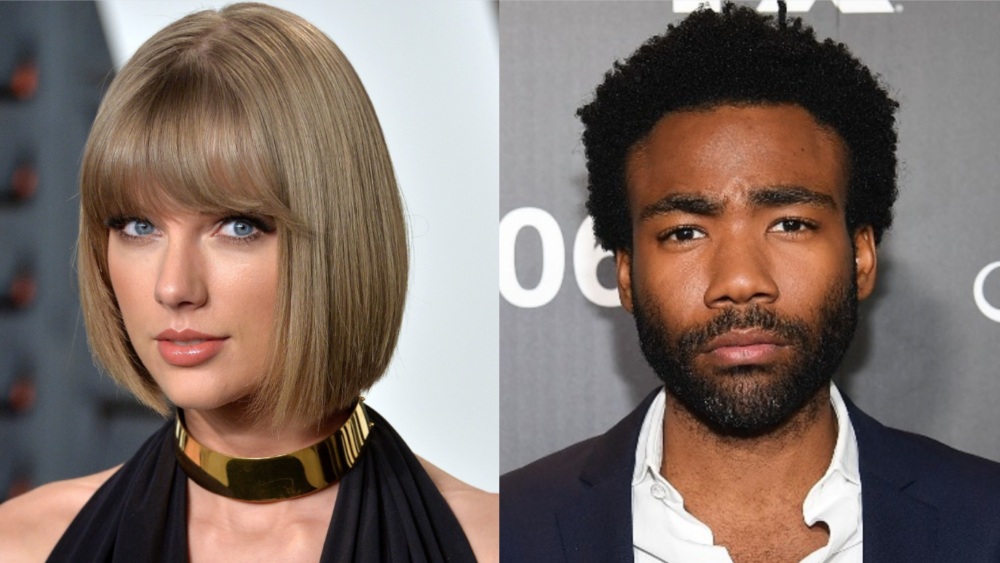 "In a shocking twist, Taylor Swift might be FX's reason for canceling Donald Glover's ""Deadpool"""