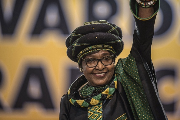 This is why everyone is talking about Winnie Mandela today