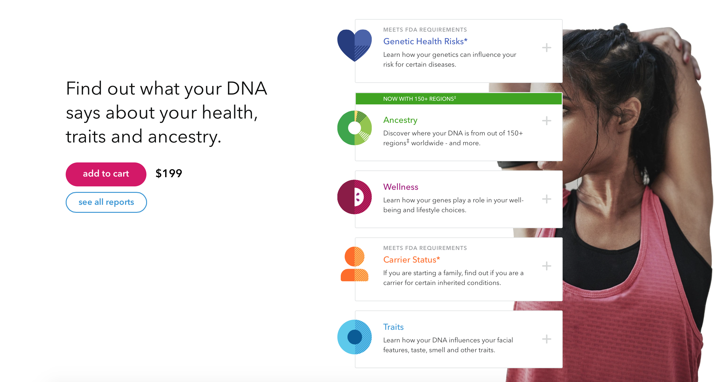 23andMe Tests For Increased Risk Of Breast Cancer Now
