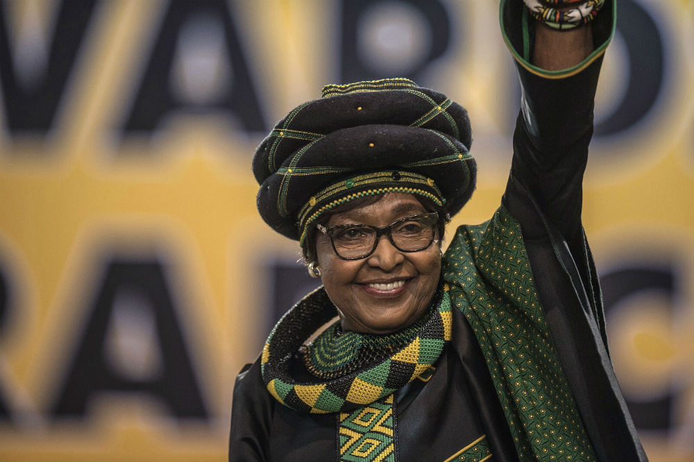 Everything you need know about Winnie Mandela, the South African anti-apartheid leader who just died