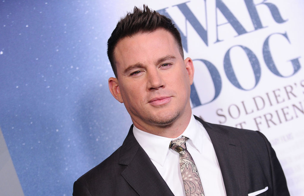 What is Channing Tatum's net worth? Just don't freak out, OK?