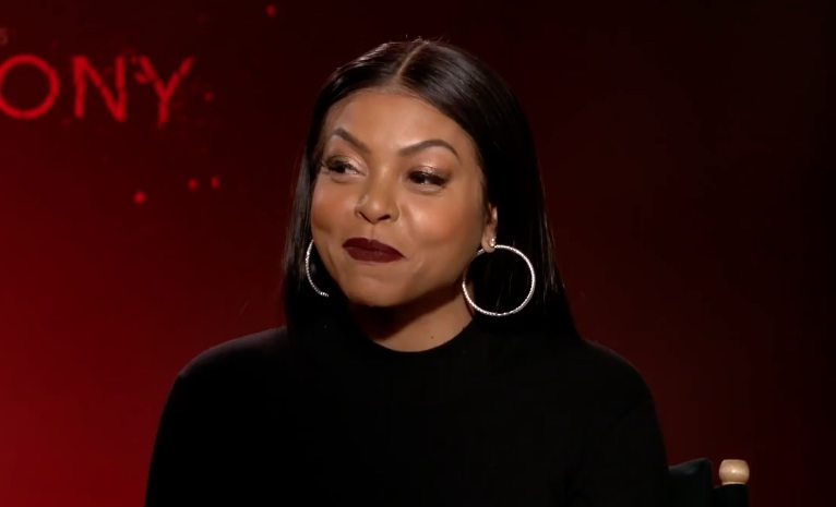 Taraji P. Henson's Cardi B impression is unsettlingly accurate