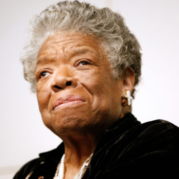 Today's Google Doodle celebrates what would have been Dr. Maya Angelou's 90th birthday