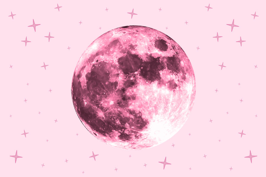 How the Pink Moon will affect your zodiac sign (and your flirting game)