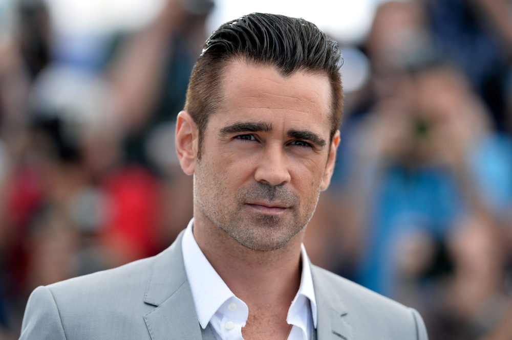 "Colin Farrell has preemptively checked into rehab in order to ""reset his life"""
