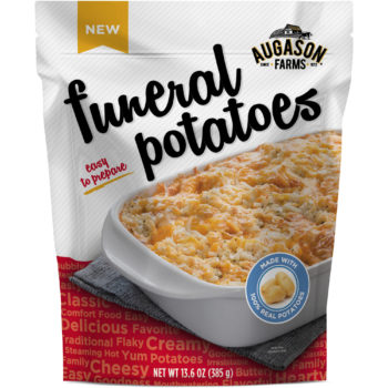 "I'm sorry, but what exactly are ""funeral potatoes""?"