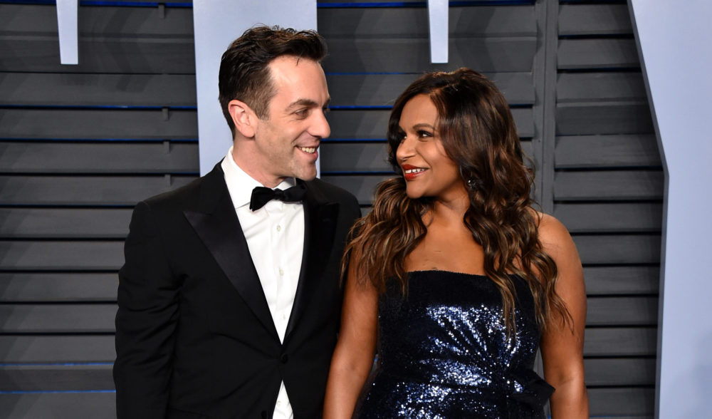 Mindy Kaling cried over B.J. Novak's friendship, and now we can't stop blubbering