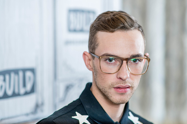 Sorry, Sally Field, but Adam Rippon is officially off the market — and he and his boyfriend look adorable