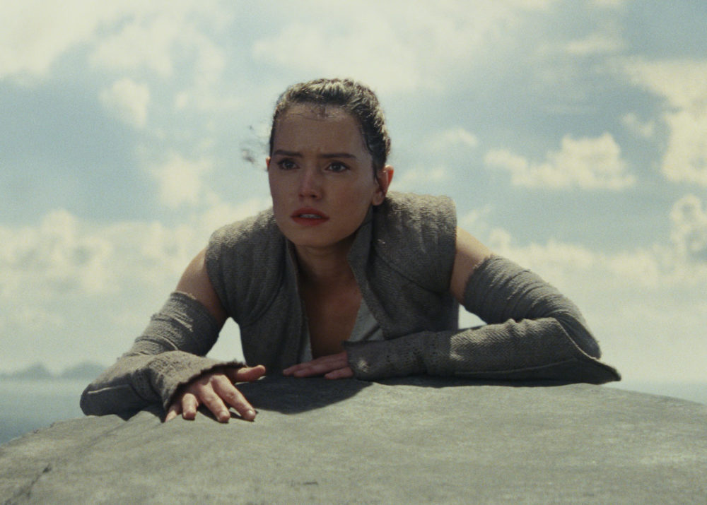 "J.J. Abrams planned to give Rey ""relevant lineage,"" but whoops, <em>The Last Jedi</em> undid his vision"