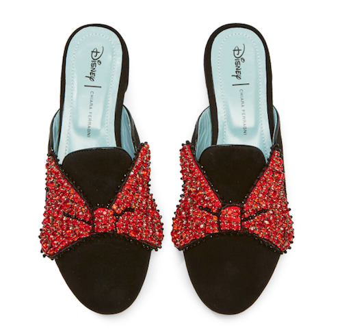 b09ff675223d Disney and Chiara Ferragni Minnie Mouse Shoe Collection - HelloGiggles