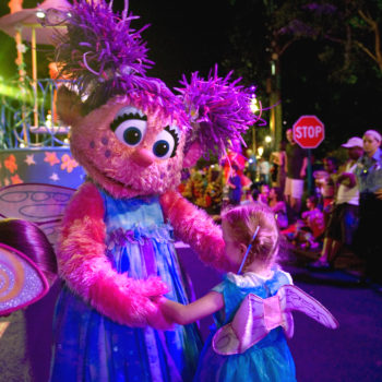 The <em>Sesame Street</em> theme park is designed to address the needs of kids who have autism, and this is so important