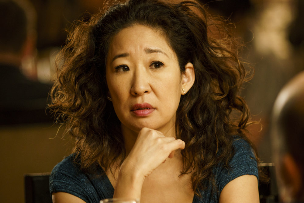 "Because the world *needs* more Sandra Oh, ""Killing Eve"" has been renewed ahead of its series premiere"