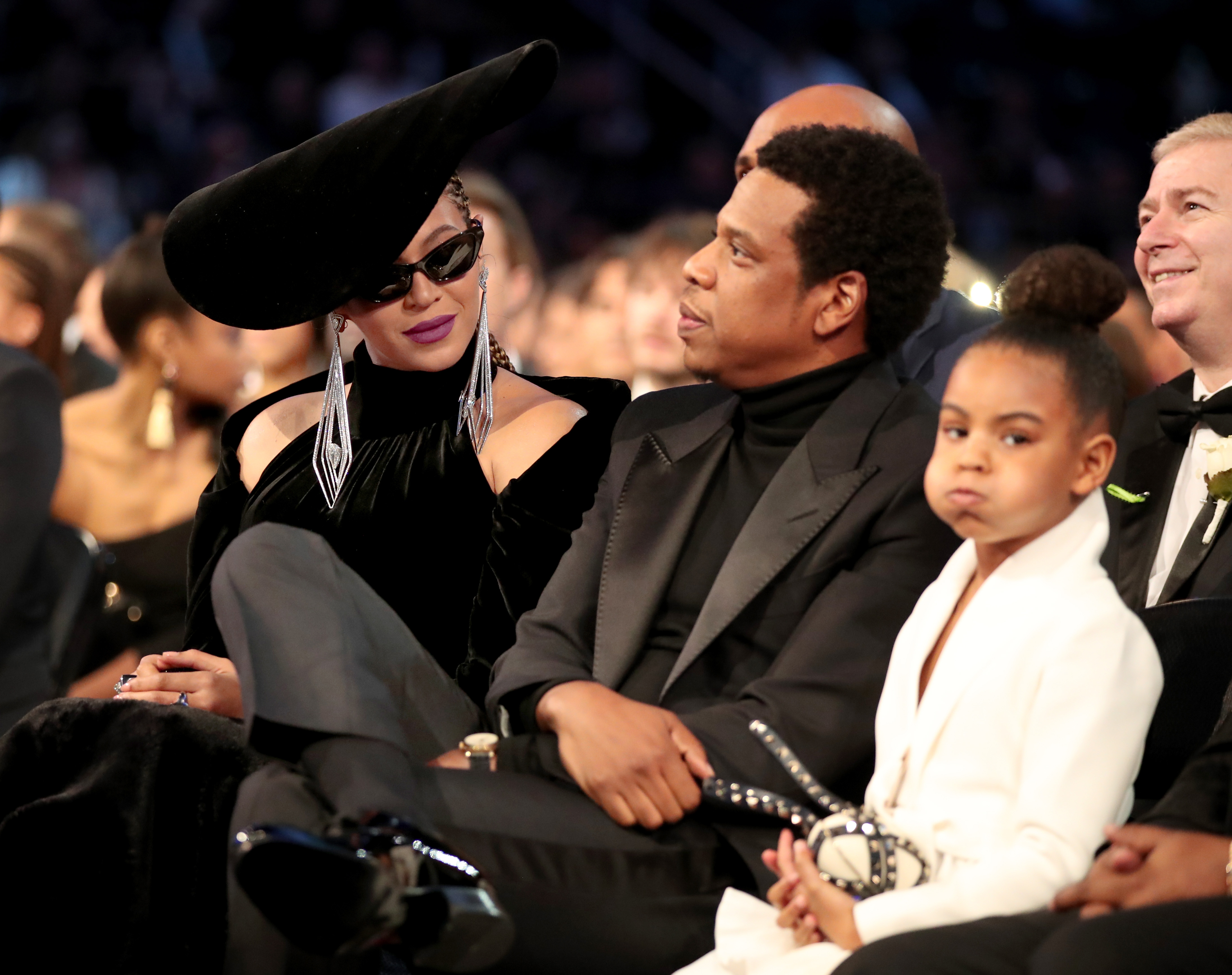 Jay-Z has 99 problems, and Blue Ivy not listening to his instructions is merely one
