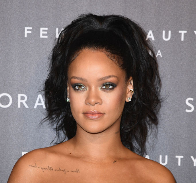Rihanna just teased a lingerie line called Savage x Fenty, and just take our wallets now