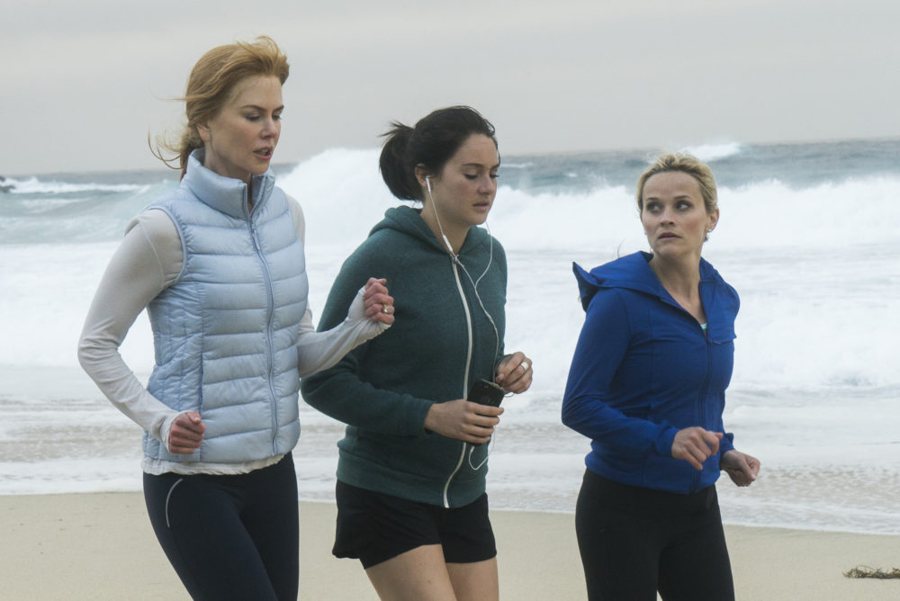 The women of <em>Big Little Lies</em> have a group text, and please say they're taking applications