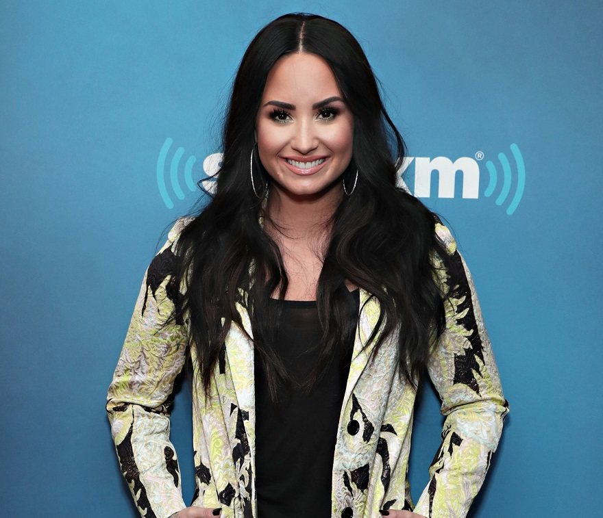 Demi Lovato Is All About Self Love And Cellulite On