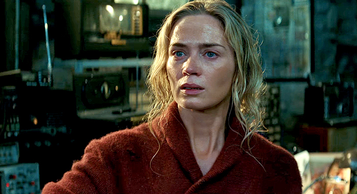 John Krasinski started writing the sequel to <em>A Quiet Place</em>—but will Emily Blunt be in it?