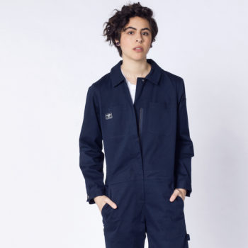 If you've always had a thing for mechanic jumpsuits, you're going to love this new workwear collection