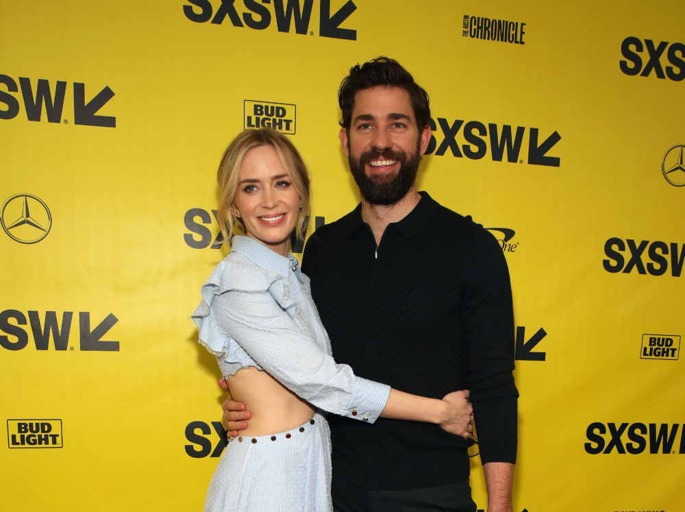 Love Emily Blunt and John Krasinski, but too afraid to watch <em>A Quiet Place</em>? Relive their cutest moments instead