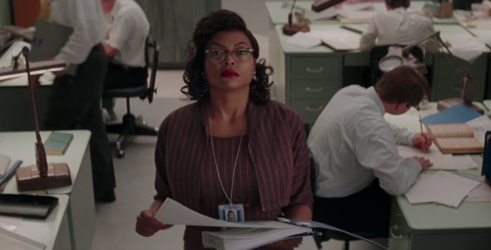 <em>Hidden Figures</em> is being made into a TV show, and by our calculations it's going to be amazing