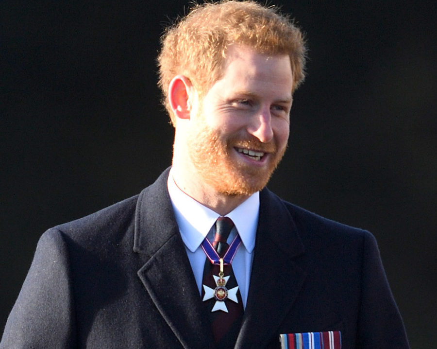 This resurfaced clip of Prince Harry combined with the Walmart yodeling kid is all you need in life