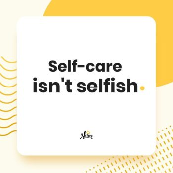 Shine is a women-owned app that's working to make self-care inclusive