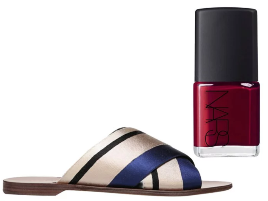 7 Sandal And Nail Polish Pairings You Need To Try This