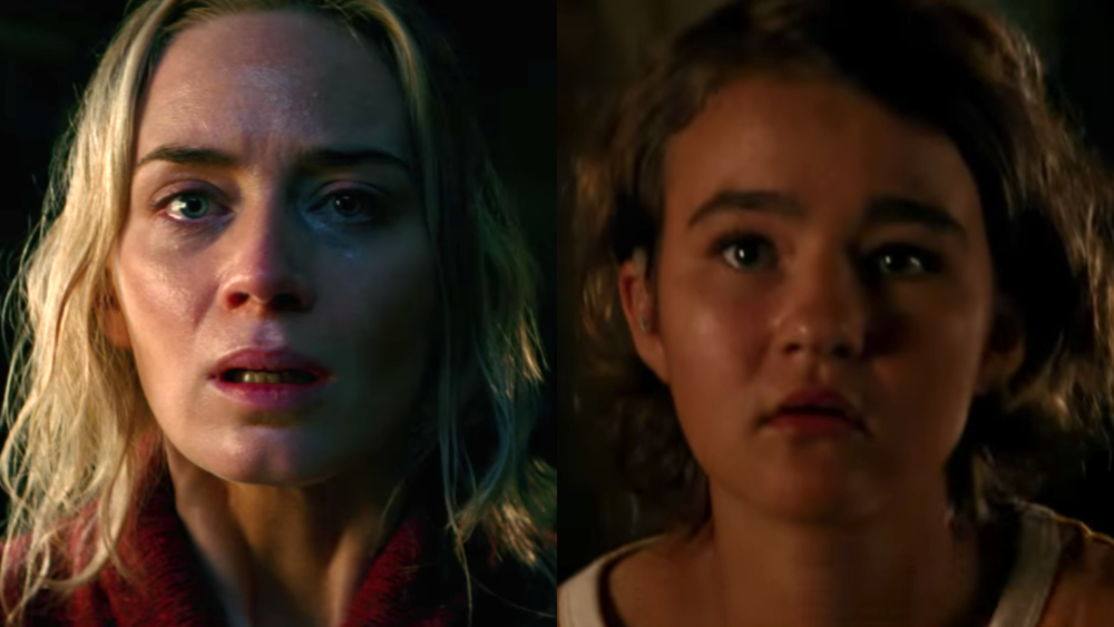 The women of <em>A Quiet Place</em> are their own heroes, and I've never been so happy to watch horror
