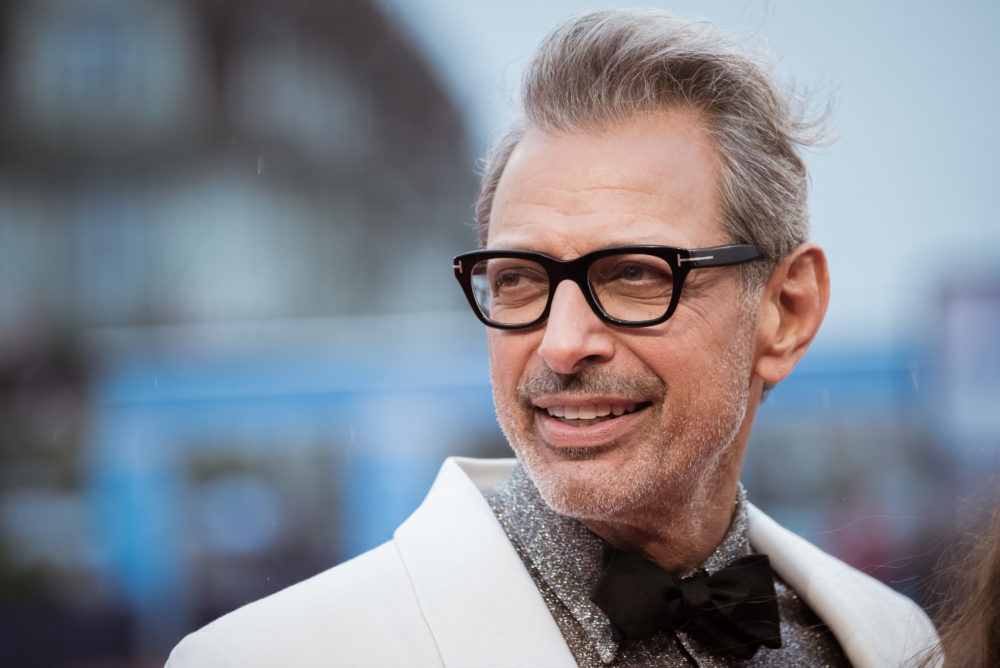 Watch this video of Jeff Goldblum purring for 30 minutes for the *ultimate* ASMR experience