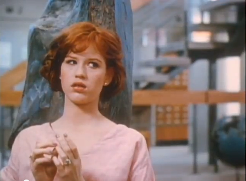Molly Ringwald penned an essay about why she finds <em>The Breakfast Club</em> problematic in the #MeToo era