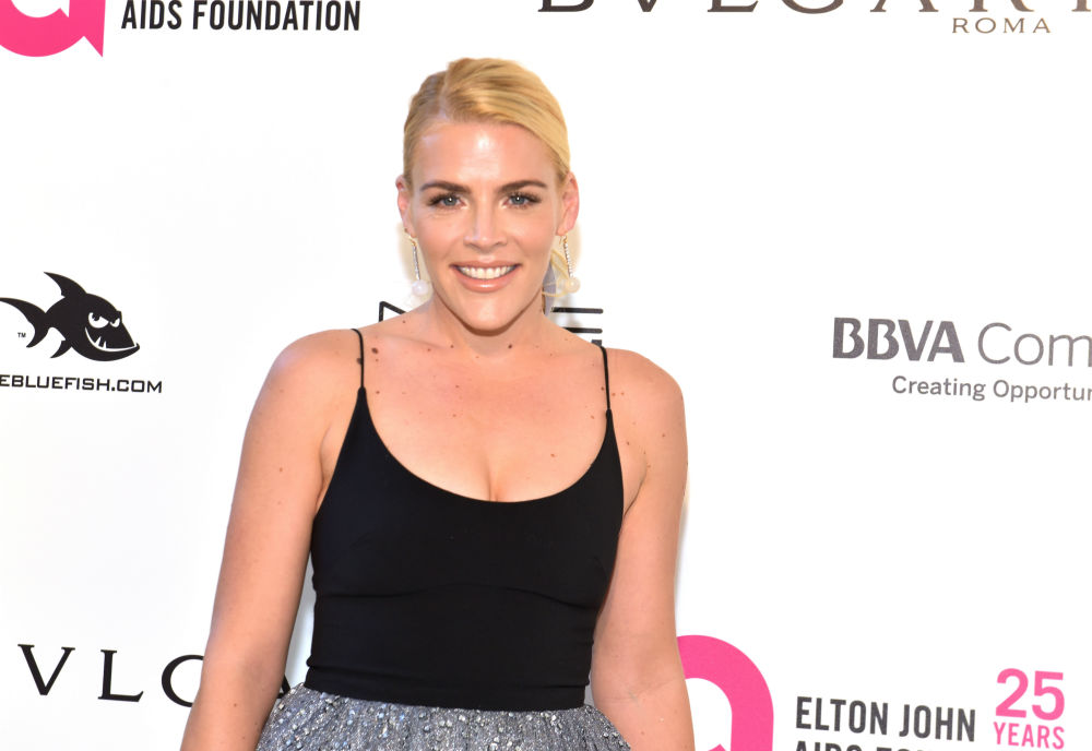 Busy Philipps will be in Season 4 of <em>Unbreakable Kimmy Schmidt</em>, because females are strong as hell