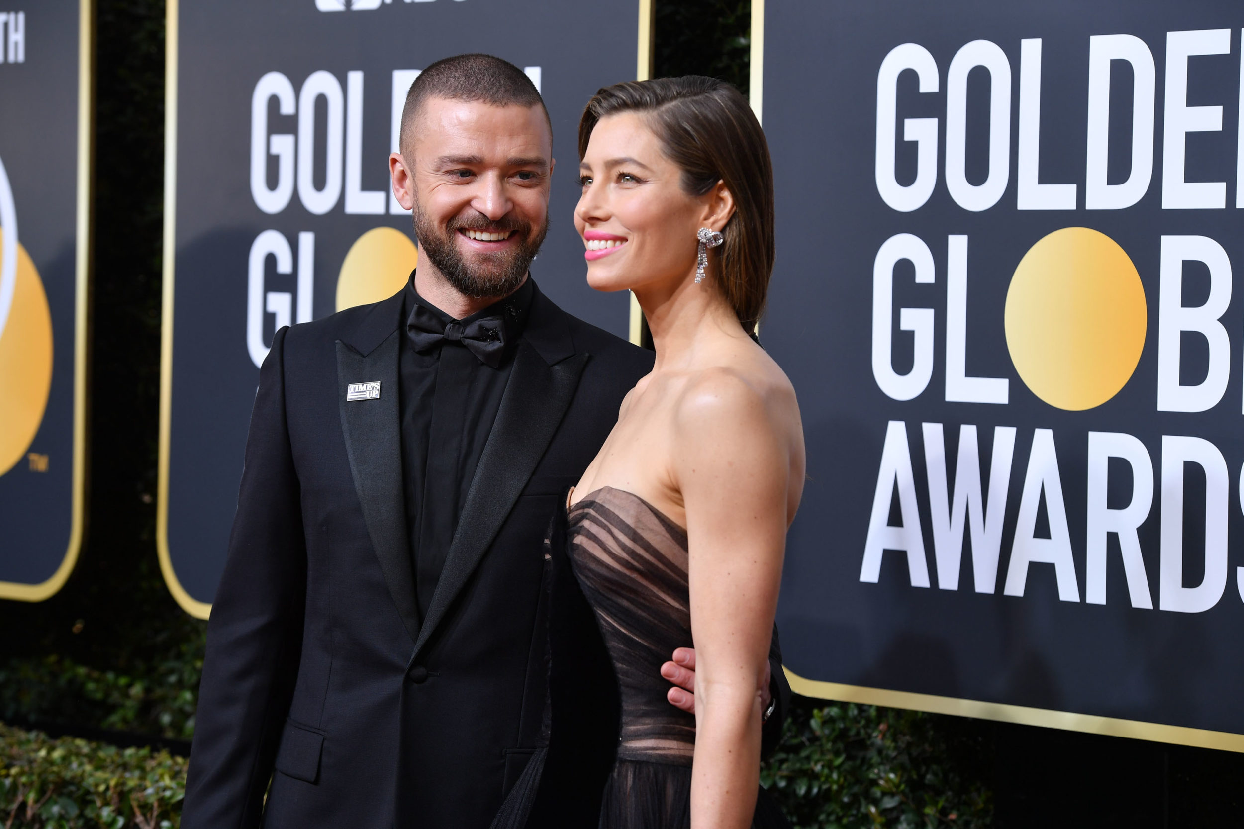 Justin Timberlake and Jessica Biel are #RelationshipGoals in this short but sweet Instagram post