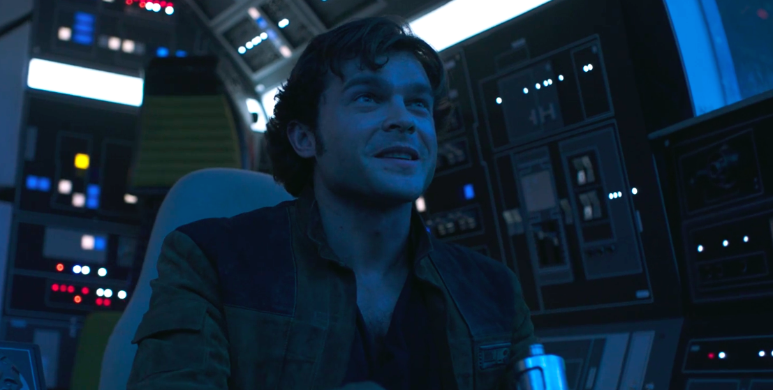 The latest <em>Solo</em> trailer is here, and we've got a good feeling about this