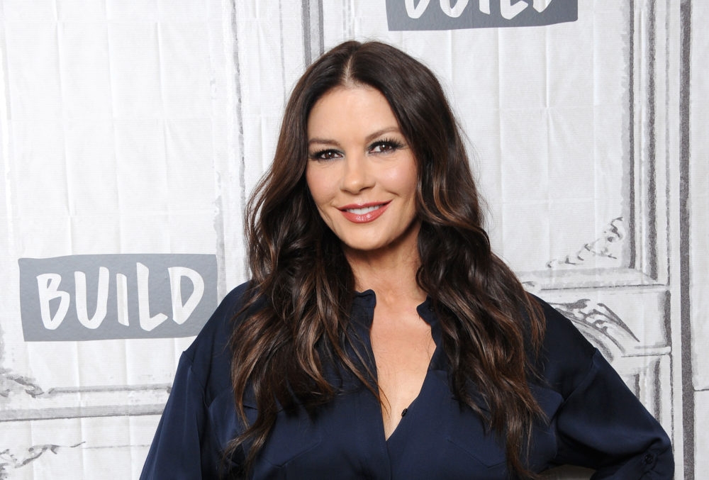 Catherine Zeta-Jones brought daughter Carys to the red carpet, and #twinning is an understatement