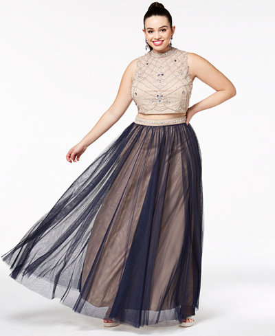 5d4841a01ba29 Two Piece Prom Dresses To Wear Over and Over Again - HelloGiggles