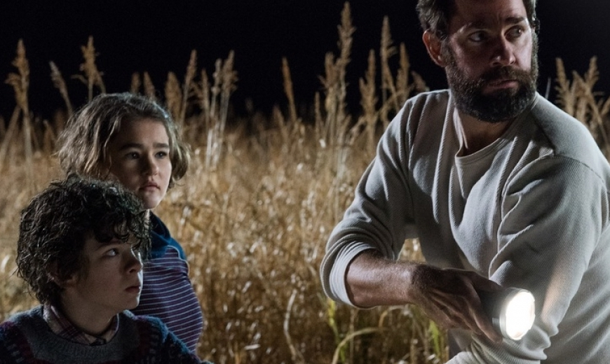 This is the scene in <em>A Quiet Place</em> that made John Krasinski cry, and now we're crying, too