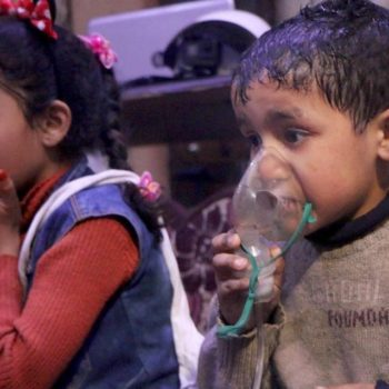 5 ways to help the victims of the Syrian chemical attack, which is beyond horrifying