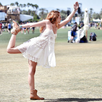 10 hacks for staying healthy at Coachella