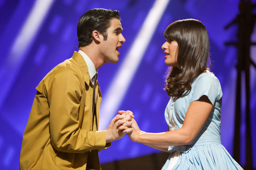 Darren Criss and Lea Michele are going on tour, and this is the <em>Glee</em> reunion we needed