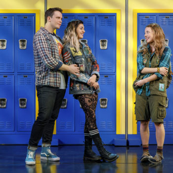 I saw <em>Mean Girls</em> on Broadway, and don't worry — it's pretty damn grool