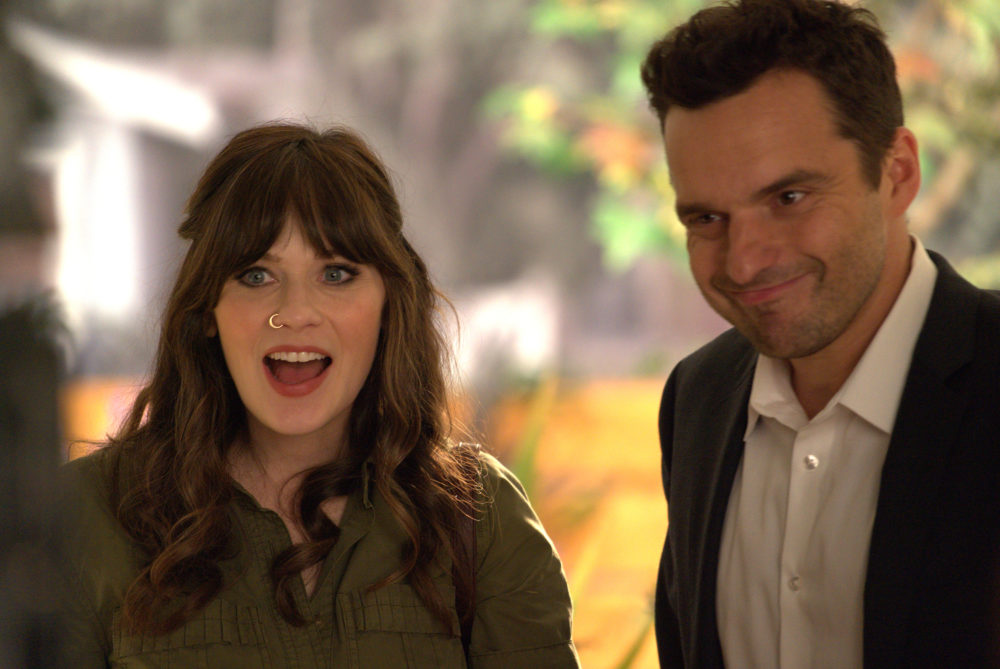 Zooey Deschanel says she doesn't want Nick and Jess to end up together, and that sound you hear is our hearts shattering