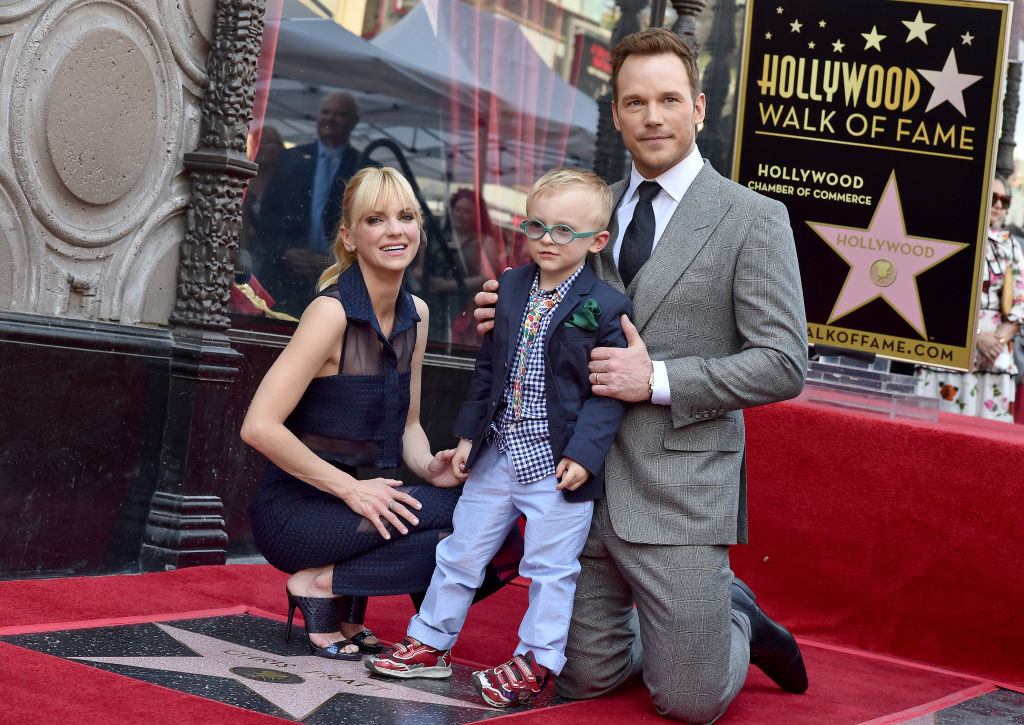 "Anna Faris gave an update on how co-parenting with Chris Pratt is going: ""There aren't rules to this"""