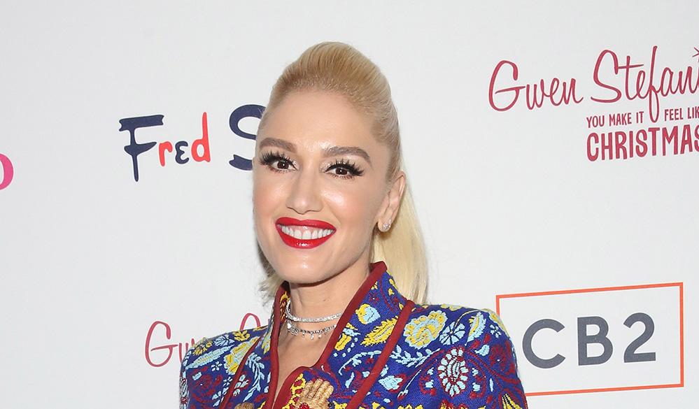 Today in hella good news: Gwen Stefani announced a Las Vegas residency