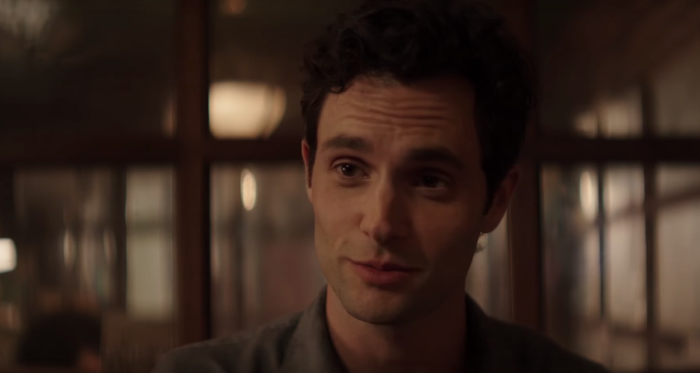 Penn Badgley is a terrifying, stalker version of Dan Humphrey in the first trailer for <em>You</em>